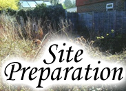 Information About Site Preparation