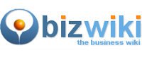Bizwiki Logo and link