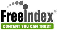 Freeindex Logo and link